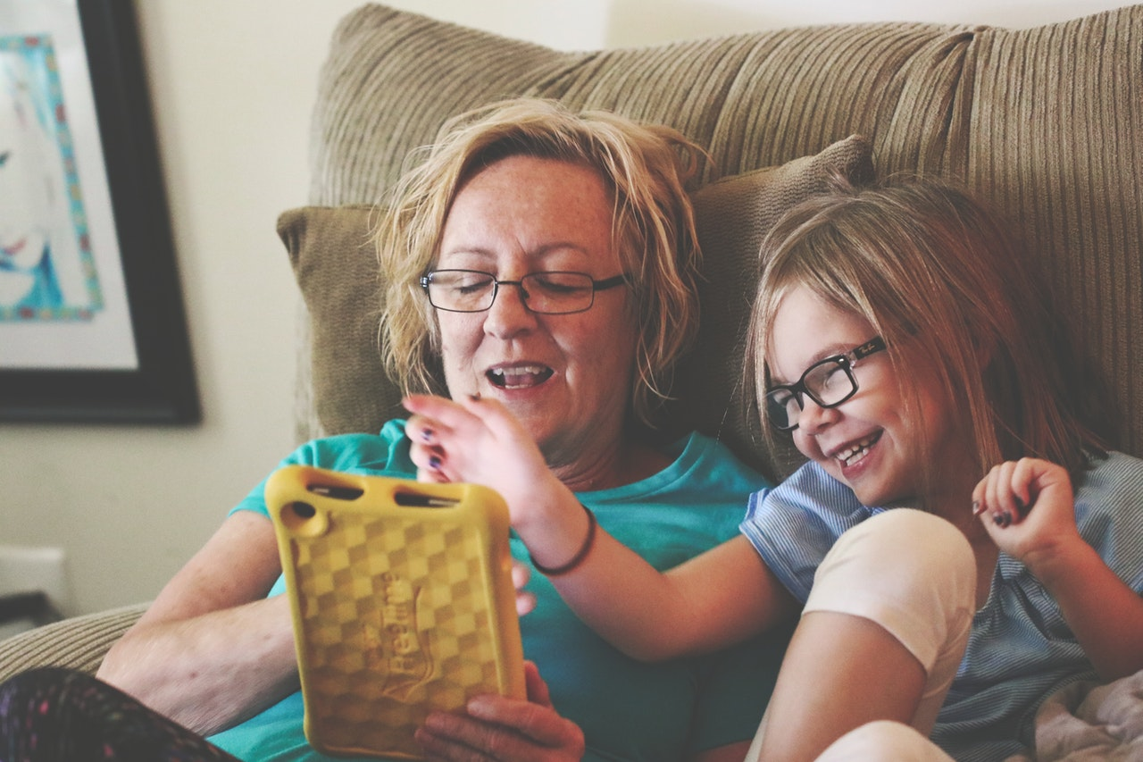 4 voordelen van een geschikte kindertablet